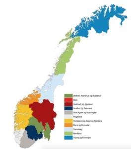 Helsepartiet - overordnet fylkespolitikk