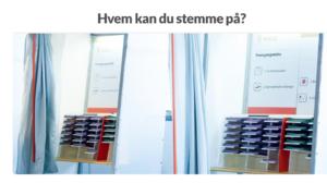 Valglister for Oslo 2017