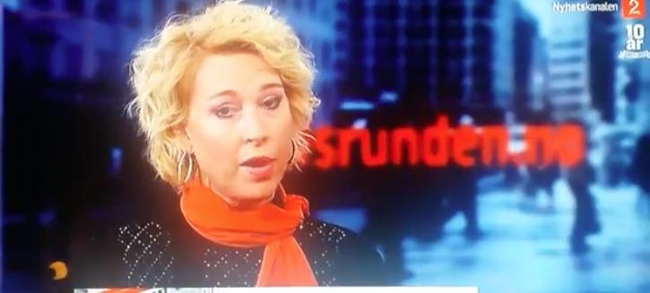Lise Askvik på TV2-Nyhetene