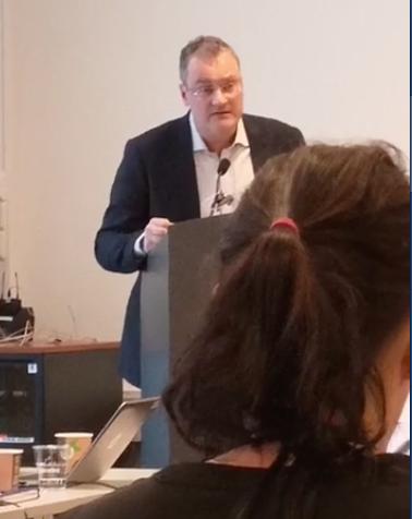 Jan Frich - Styremøte Helse Sør-Øst 31. januar 2019