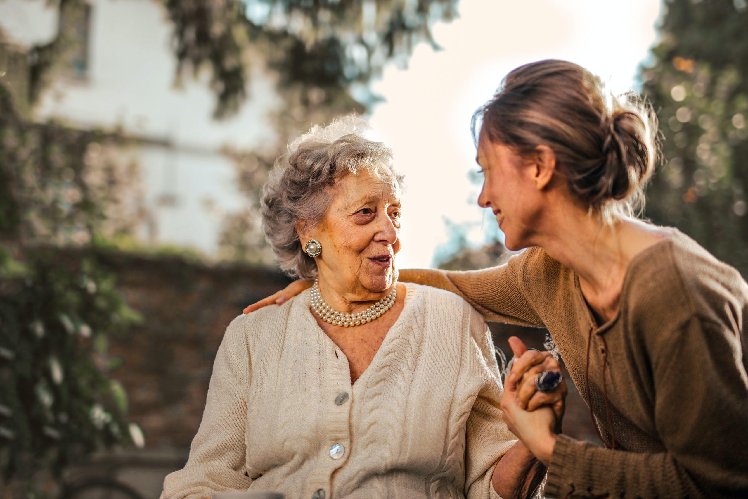 Pårørende - det er viktig med en helhetlig og god politikk for får pårørende